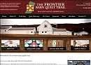 The Frontier Barn Quilt Trail