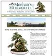 Meehans Miniatures Bonsai