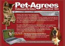 Pet-Agrees Professional Petsitters